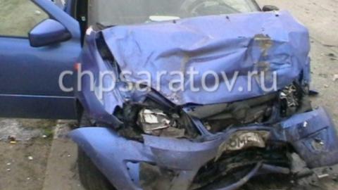 На трассе под Аткарском в ДТП с пьяным водителем пострадали четыре человека