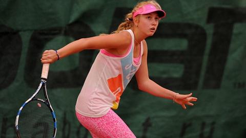 Анастасия Потапова выбыла из Уимблдонского турнира из-за травмы колена