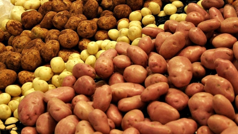В Саратовской области картофель подешевел почти на 10 процентов