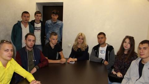 """Студенты СГТУ приступили к практике в Саратовском филиале АО """"Управление отходами"""""""