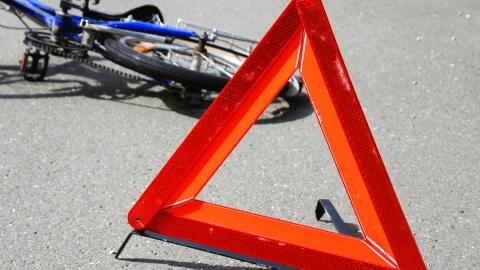 В Марксе водитель грузовика сбил 13-летнего велосипедиста