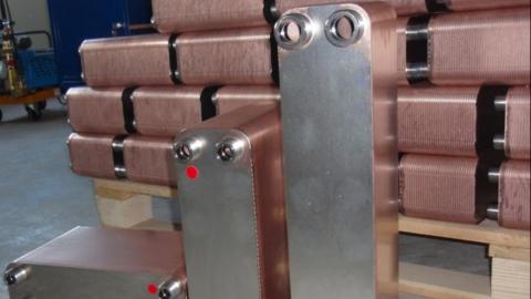 Теплообменники в саратове Установка для промывки теплообменников RIDGID DP-13 Назрань