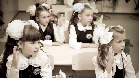 В Саратове более 8,6 тысячи детей пойдут в первый класс