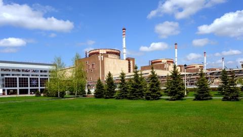 Балаковская АЭС: радиационная обстановка за июнь 2017 года