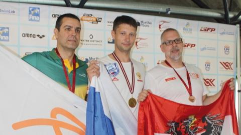 Работник Балаковской АЭС завоевал семь золотых медалей Чемпионата мира среди трудящихся