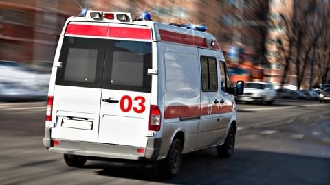 """В Саратове водитель """"ГАЗели"""" пострадал в массовой аварии"""