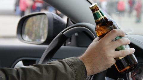 "Лишенного прав саратовца поймали пьяным за рулем ""Лады Калины"""