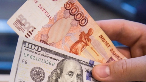 Российский рубль демонстрирует тенденцию к укреплению
