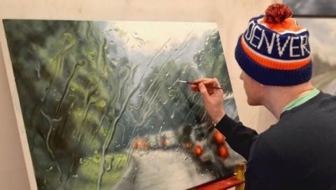 Саратовские художники начали ремонтировать мастерские в здании на Кутякова