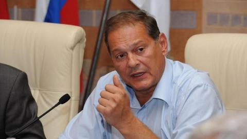 Александр Стрелюхин избран главой Энгельсского района