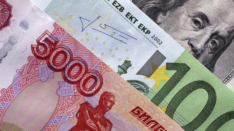 Российский рубль подешевел по отношению к евро