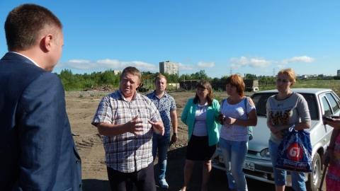 В Балаково не хватает техники для расчистки земель многодетных семей