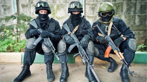 Появление бойцов СОБР заставило сдаться ульяновского преступника