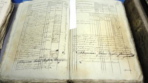 После кражи из саратовского госархива началась оцифровка документов