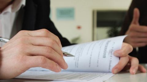 Активизирована работа по противодействию фальсификации Единого государственного реестра юридических лиц