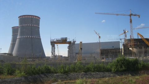 Безопасное производство электроэнергии – приоритет Ленинградской АЭС