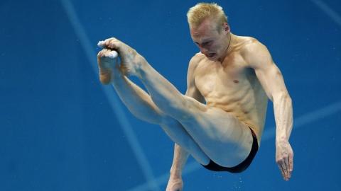 Илья Захаров дважды стал первым в индивидуальных прыжках на Универсиаде