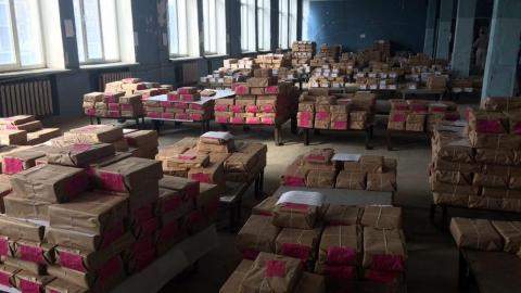 Избиркомы Саратовской области начали получать бюллетени для выборов