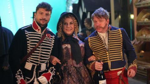 "25 августа на ТНТ стартовало новое шоу ""Love Is"" от создательниц Comedy Woman"