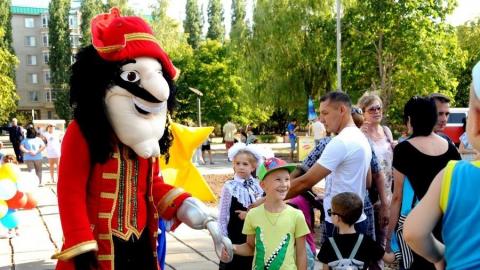 Балаковская АЭС подарила городу Балаково к 255-летию обновленный парк отдыха