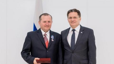 Работник Балаковской АЭС удостоен государственной награды за подписью Президента РФ