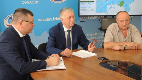 В Саратовскую областную думу прошли три оппозиционера по одномандатным округам