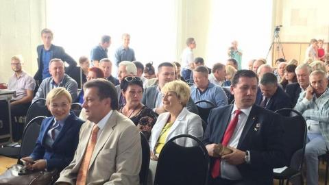 «ЕР» определилась спретендентом напост руководителя Саратовской областной думы