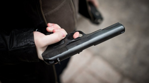 Житель Энгельса устроил стрельбу возле кафе на саратовской набережной