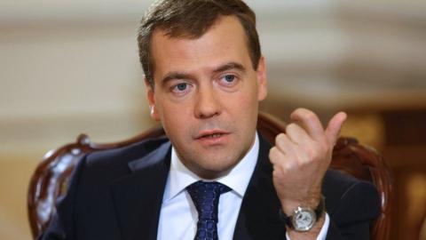 Валерий Радаев выступил перед руководством РФ с отчетом обурожае