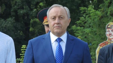 Медиалогия: Радаев вошел вТОП-5 рейтинга губернаторов всфере ЖКХ
