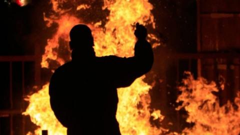 Пьяный саратовец поджег восемь домиков на турбазе в поселке Лесной
