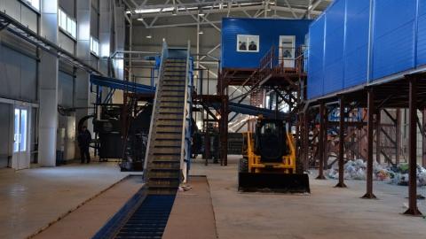 Балаковский мусороперерабатывающий комплекс будет введен в эксплуатацию 1 ноября 2017 года