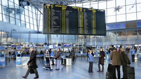 Новый саратовский аэропорт в Сабуровке заработает в 2019 году