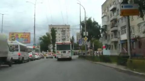 Три саратовских автобуса курсировали с неисправным рулевым управлением