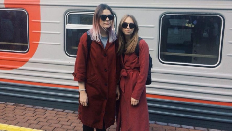 Саратовские журналисты отправились в Сочи на Всемирный фестиваль молодежи и студенчества