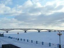 В Саратовской области объявлено штормовое предупреждение