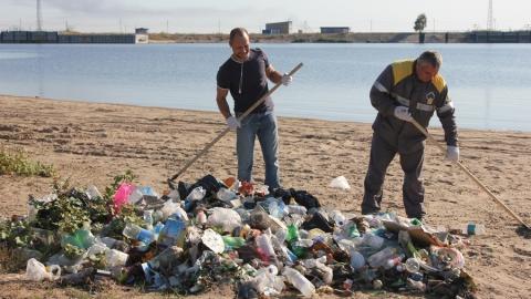 Добрые дела Саратовского НПЗ в год экологии