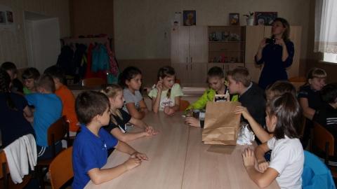 """ООО """"Мехуборка-Саратов"""" провела экологический урок для школьников Хвалынска"""