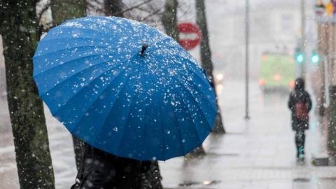 В Саратовской области обещают метели и ухудшение видимости на дорогах