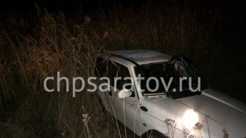 """Шесть машин столкнулись на скользкой дороге около """"Авангарда"""" в Саратове"""