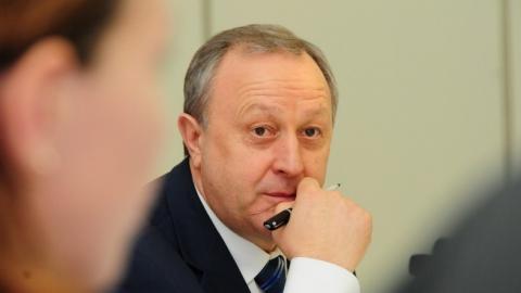 Радаев подписал постановление о назначении Ойкина первым зампредом