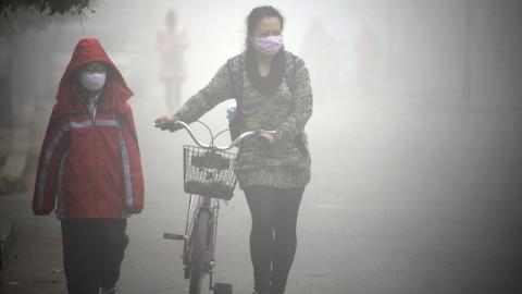 Качество воздуха вСаратове ссамого начала года ухудшилось в пару раз