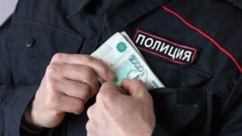 Саратовский полицейский за 300 000 руб. пообещал непроверять компанию