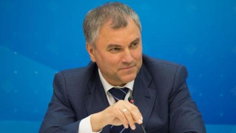 Вячеслав Володин поручил построить вЕлшанке дом на226 семей