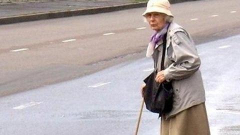 ВСаратове женщина на«Тойоте» сбила пенсионерку искрылась