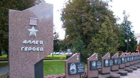 ВСаратовской области установлены личности вандалов, осквернивших бюсты героев ВОВ
