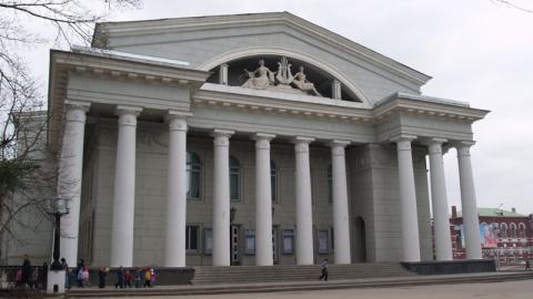 В Саратове задержали бывшего директора театра оперы и балета