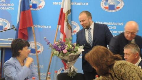 Владимир Писарюк избран председателем избирательной комиссии Саратовской области