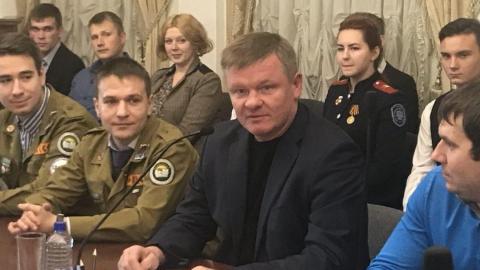 Михаил Исаев считает, что молодежи не обязательно идти во власть