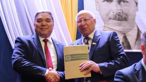 В СГАУ прошла международная конференции ректоров